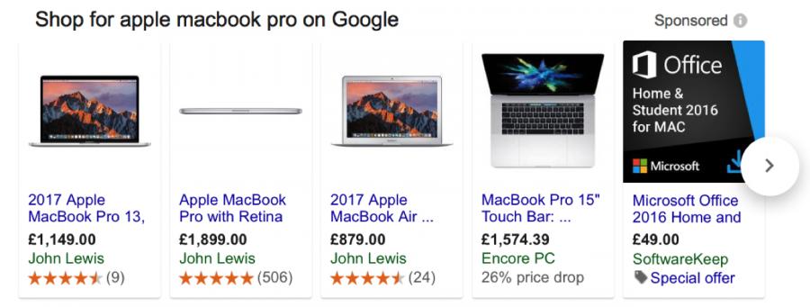 Google Shopping